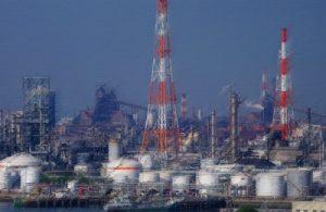 化学石油コンビナート