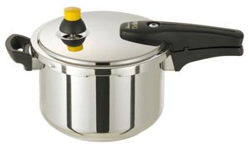 ワンダーシェフ圧力鍋デリッシュ5.5L