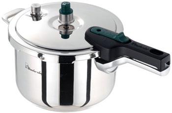 ワンダーシェフ圧力鍋プロ5.0L