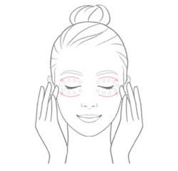 アイバッグセラム(O2 VITA:オードゥェヴィータ)による目元ケアの方法
