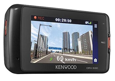 ケンウッドドライブレコーダーDRV-630