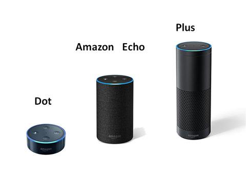 Amazon Echoスピーカー