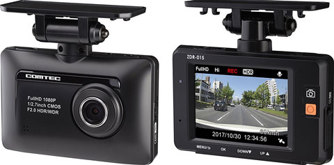 ZDR-015フロントカメラ