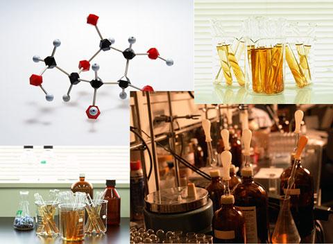 人工香料の化学合成