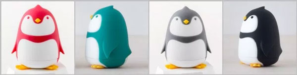 Penguin (ペンギン)アニマルドライバーのカラー