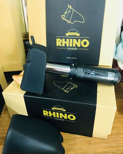 ライノハンマー(Rhino Hammer)