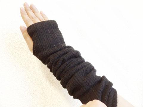 紫外線よけの手袋